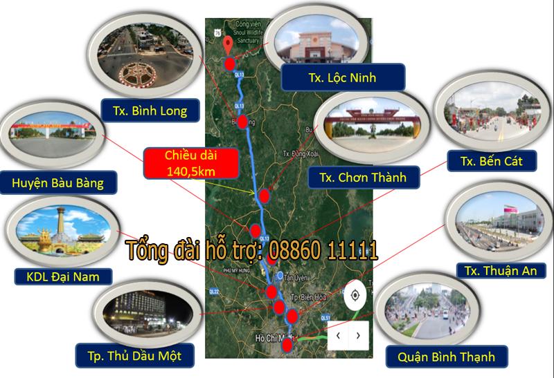Quoc-lo-13-truc-duong-chinh-di-ngang-du-an-dragon-city-bau-bang