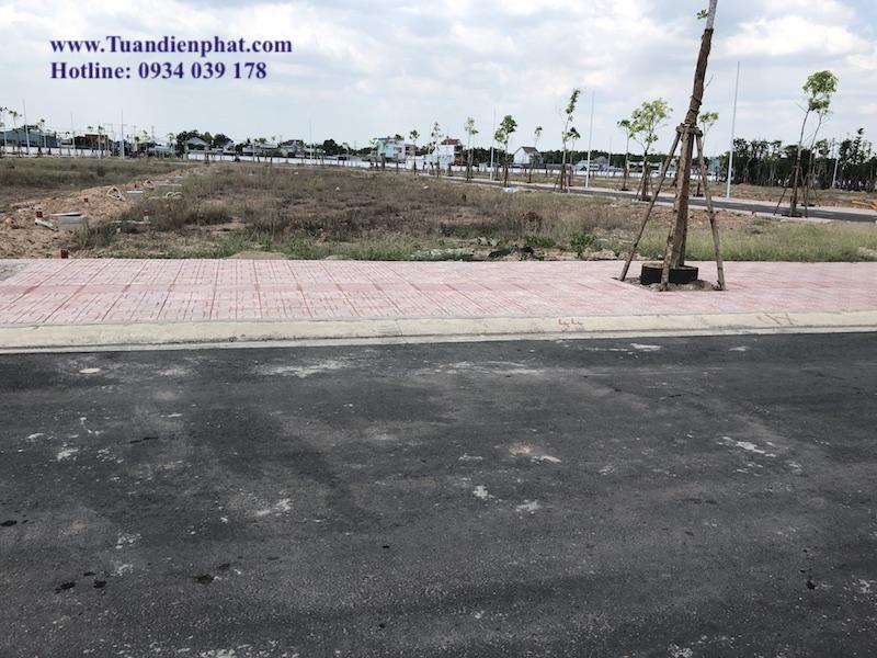 Mua bán đất khu nhà ở Tuấn Điền Phát